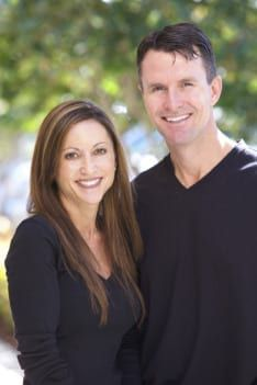 Dr. Tom Galinis and Dr. Shannon Galinis